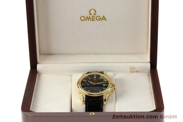 montre de luxe d occasion Omega De Ville or 18 ct automatique Kal. 2627 Ref. 46328033  | 150569 07