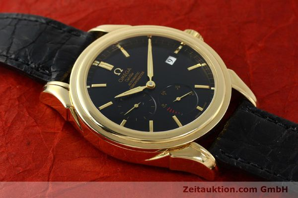 montre de luxe d occasion Omega De Ville or 18 ct automatique Kal. 2627 Ref. 46328033  | 150569 17