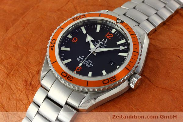 Used luxury watch Omega Seamaster steel automatic Kal. 2500 C Ref. 22085000  | 150570 01