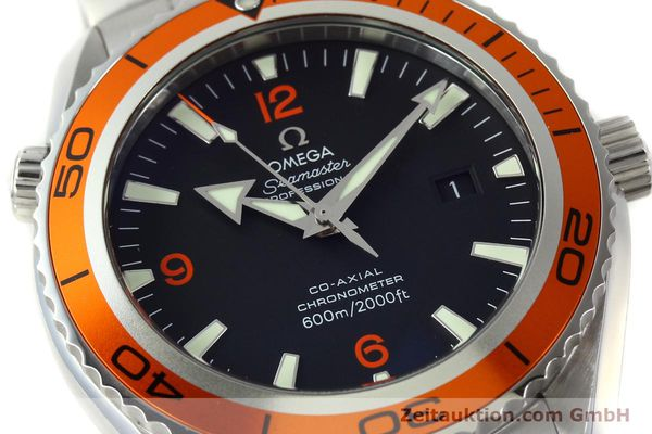 Used luxury watch Omega Seamaster steel automatic Kal. 2500 C Ref. 22085000  | 150570 02