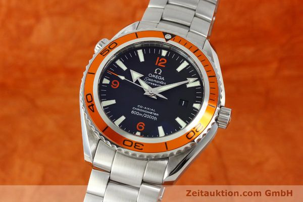 Used luxury watch Omega Seamaster steel automatic Kal. 2500 C Ref. 22085000  | 150570 04