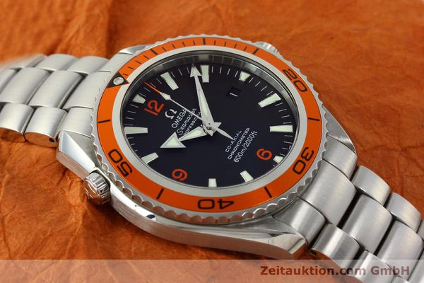 Used luxury watch Omega Seamaster steel automatic Kal. 2500 C Ref. 22085000  | 150570 18