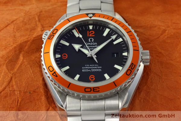 Used luxury watch Omega Seamaster steel automatic Kal. 2500 C Ref. 22085000  | 150570 19