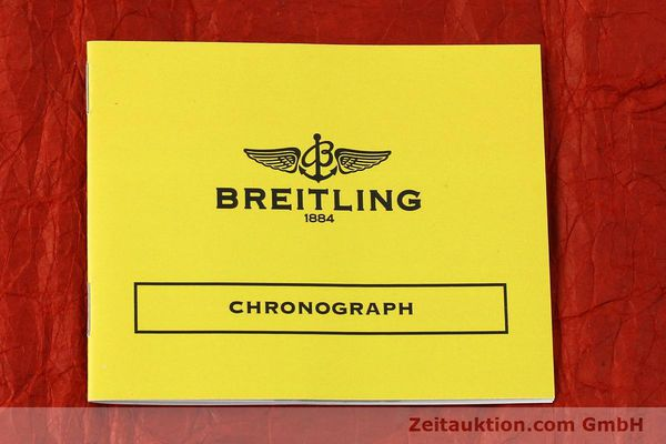 Used luxury watch Breitling Colt chronograph steel automatic Kal. B13 ETA 7750 Ref. A13035.1  | 150574 12