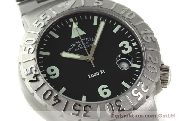Used luxury watch Mühle Nautic Timer steel automatic Kal. ETA 2824-2 Ref. M1-41-23  | 150577 02