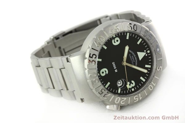 Used luxury watch Mühle Nautic Timer steel automatic Kal. ETA 2824-2 Ref. M1-41-23  | 150577 03