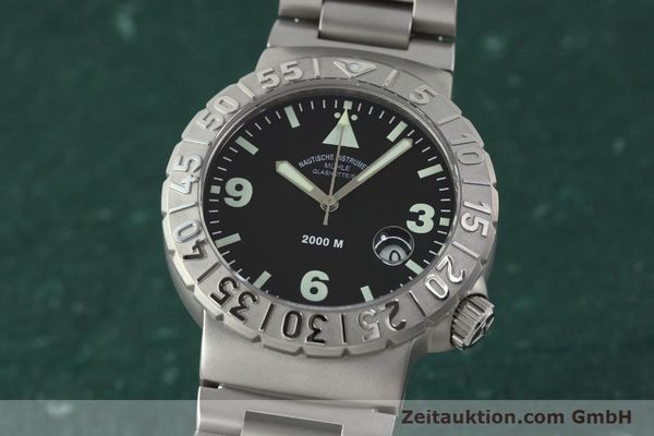 Used luxury watch Mühle Nautic Timer steel automatic Kal. ETA 2824-2 Ref. M1-41-23  | 150577 04