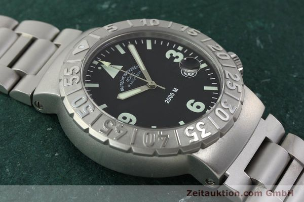 Used luxury watch Mühle Nautic Timer steel automatic Kal. ETA 2824-2 Ref. M1-41-23  | 150577 15