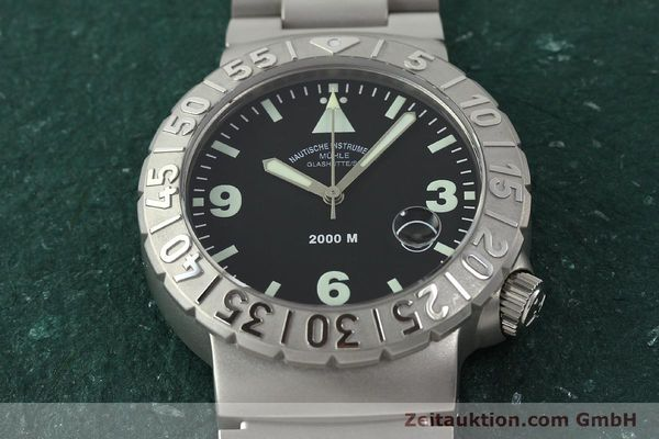 Used luxury watch Mühle Nautic Timer steel automatic Kal. ETA 2824-2 Ref. M1-41-23  | 150577 16
