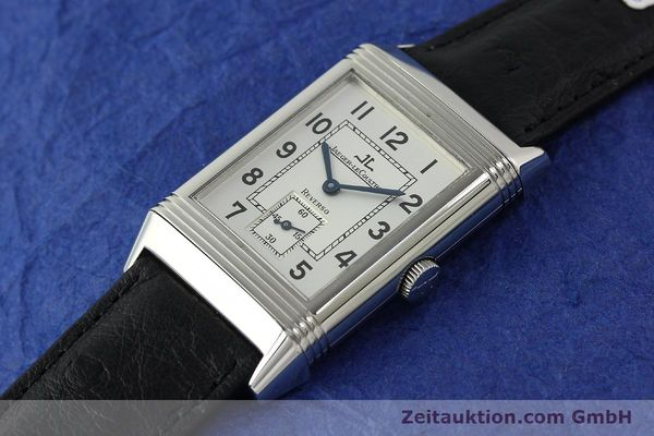Used luxury watch Jaeger Le Coultre Reverso steel manual winding Kal. 822 Ref. 270.8.62  | 150580 01