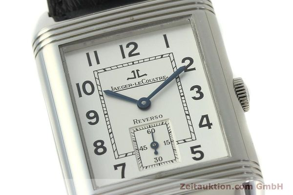 Used luxury watch Jaeger Le Coultre Reverso steel manual winding Kal. 822 Ref. 270.8.62  | 150580 02