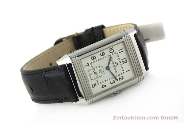 Used luxury watch Jaeger Le Coultre Reverso steel manual winding Kal. 822 Ref. 270.8.62  | 150580 03
