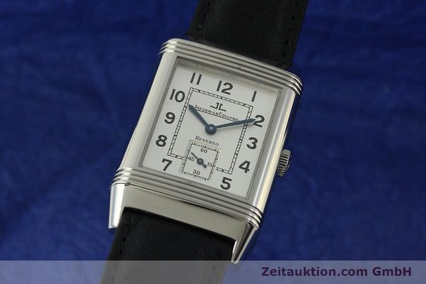 Used luxury watch Jaeger Le Coultre Reverso steel manual winding Kal. 822 Ref. 270.8.62  | 150580 04