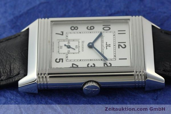 Used luxury watch Jaeger Le Coultre Reverso steel manual winding Kal. 822 Ref. 270.8.62  | 150580 05