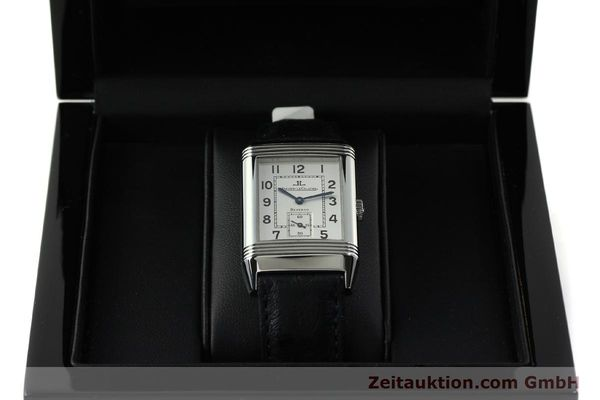 Used luxury watch Jaeger Le Coultre Reverso steel manual winding Kal. 822 Ref. 270.8.62  | 150580 07