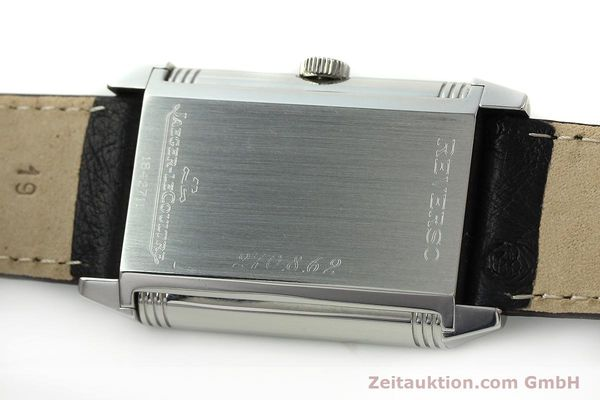 Used luxury watch Jaeger Le Coultre Reverso steel manual winding Kal. 822 Ref. 270.8.62  | 150580 09
