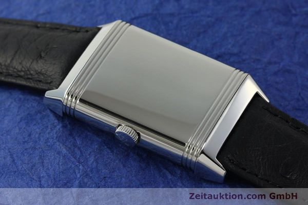 Used luxury watch Jaeger Le Coultre Reverso steel manual winding Kal. 822 Ref. 270.8.62  | 150580 13