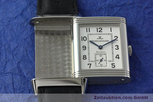 Used luxury watch Jaeger Le Coultre Reverso steel manual winding Kal. 822 Ref. 270.8.62  | 150580 14