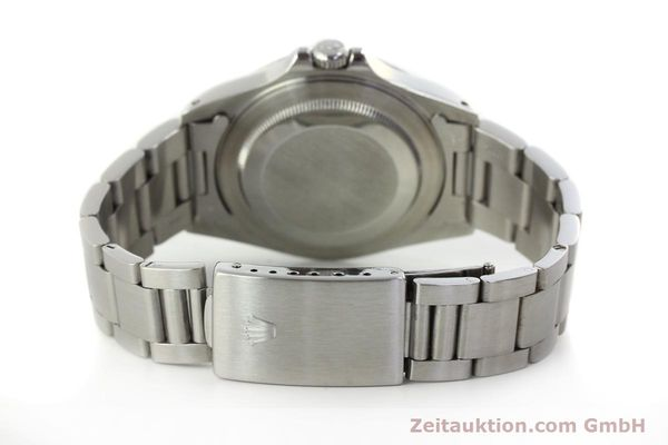 Used luxury watch Rolex Explorer II steel automatic Kal. 3185 Ref. 16570  | 150586 12