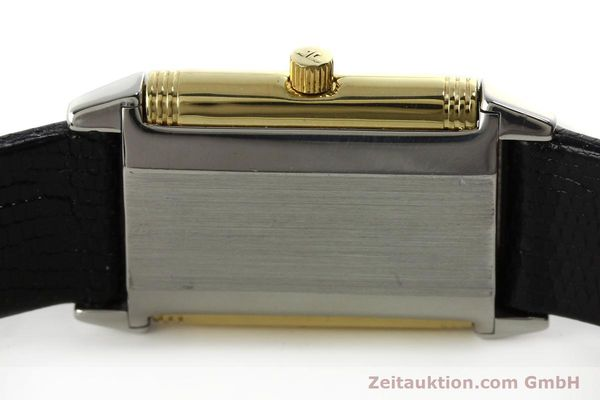 Used luxury watch Jaeger Le Coultre Reverso steel quartz Kal. 608 Ref. 260.5.08  | 150587 09