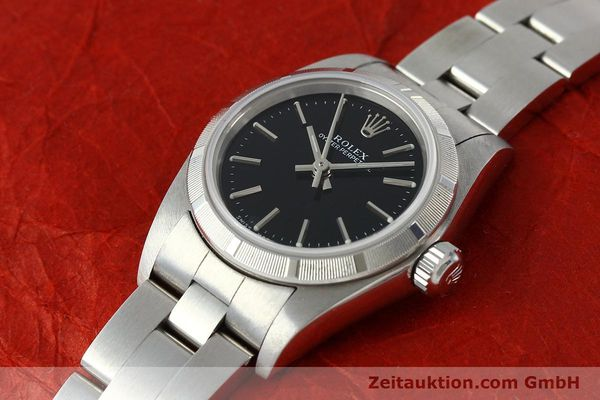 Used luxury watch Rolex Oyster Perpetual steel automatic Kal. 2230 Ref. 76030  | 150591 01
