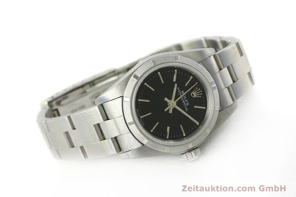 Used luxury watch Rolex Oyster Perpetual steel automatic Kal. 2230 Ref. 76030  | 150591 03