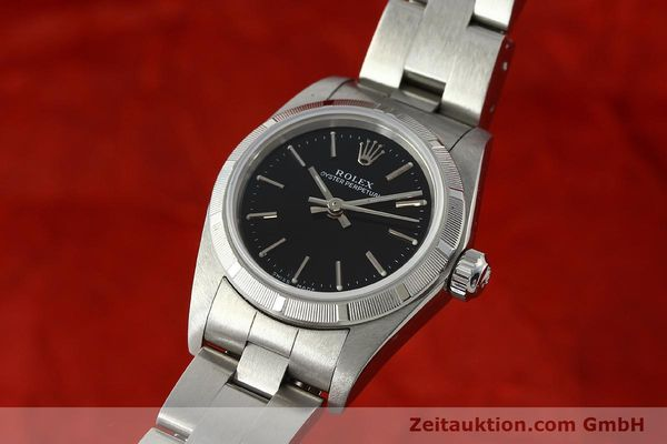 Used luxury watch Rolex Oyster Perpetual steel automatic Kal. 2230 Ref. 76030  | 150591 04