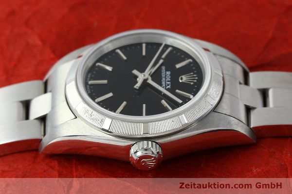 Used luxury watch Rolex Oyster Perpetual steel automatic Kal. 2230 Ref. 76030  | 150591 05