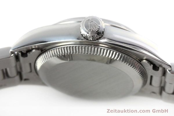 Used luxury watch Rolex Oyster Perpetual steel automatic Kal. 2230 Ref. 76030  | 150591 11