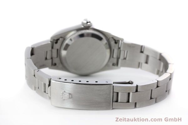 Used luxury watch Rolex Oyster Perpetual steel automatic Kal. 2230 Ref. 76030  | 150591 12