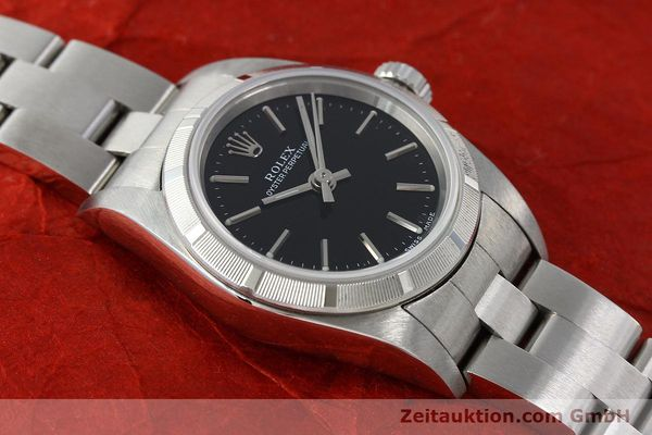 Used luxury watch Rolex Oyster Perpetual steel automatic Kal. 2230 Ref. 76030  | 150591 14