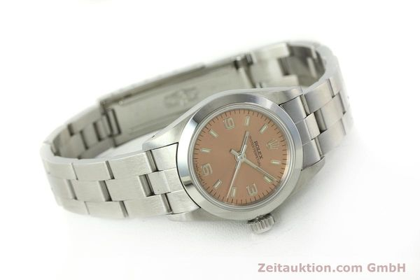 Used luxury watch Rolex Oyster Perpetual steel automatic Kal. 2130 Ref. 67180  | 150592 03