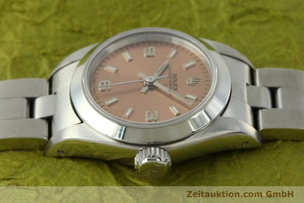 Used luxury watch Rolex Oyster Perpetual steel automatic Kal. 2130 Ref. 67180  | 150592 05
