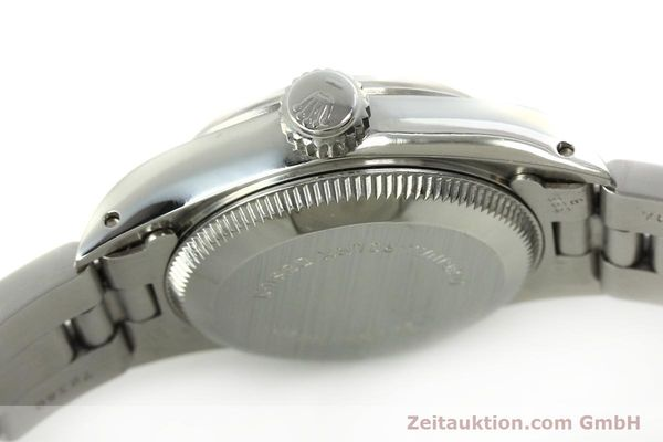 Used luxury watch Rolex Oyster Perpetual steel automatic Kal. 2130 Ref. 67180  | 150592 11