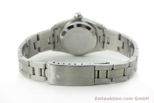Used luxury watch Rolex Oyster Perpetual steel automatic Kal. 2130 Ref. 67180  | 150592 12