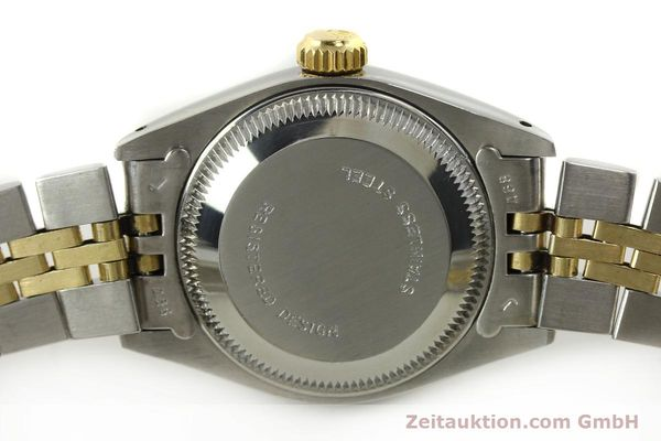 Used luxury watch Rolex Lady Date steel / gold automatic Kal. 2030 Ref. 6917  | 150595 08