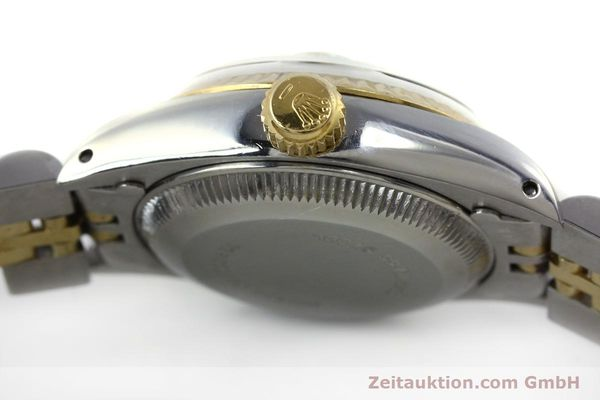 Used luxury watch Rolex Lady Date steel / gold automatic Kal. 2030 Ref. 6917  | 150595 11