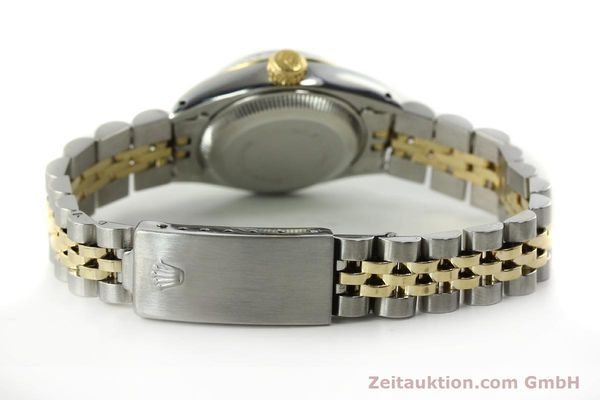 Used luxury watch Rolex Lady Date steel / gold automatic Kal. 2030 Ref. 6917  | 150595 12