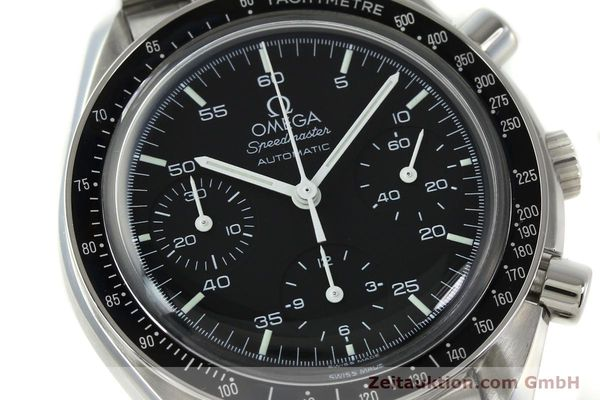 Used luxury watch Omega Speedmaster chronograph steel automatic Kal. 1143 ETA 2890-A2 Ref. 35105000  | 150598 02