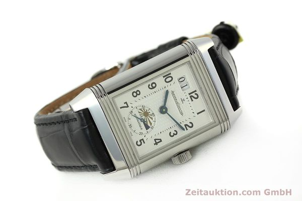 Used luxury watch Jaeger Le Coultre Reverso steel automatic Kal. 970 Ref. 240.8.72  | 150612 03