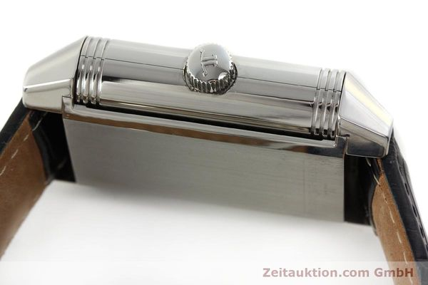 Used luxury watch Jaeger Le Coultre Reverso steel automatic Kal. 970 Ref. 240.8.72  | 150612 08