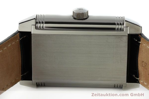 Used luxury watch Jaeger Le Coultre Reverso steel automatic Kal. 970 Ref. 240.8.72  | 150612 09