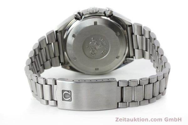 Used luxury watch Omega Speedmaster chronograph steel automatic Kal. 1045  | 150621 12