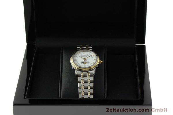 Used luxury watch Blancpain Villeret steel / gold automatic Kal. 95  | 150623 07