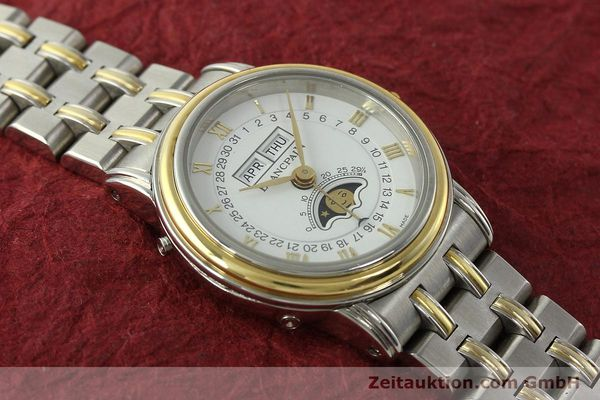 Used luxury watch Blancpain Villeret steel / gold automatic Kal. 95  | 150623 15