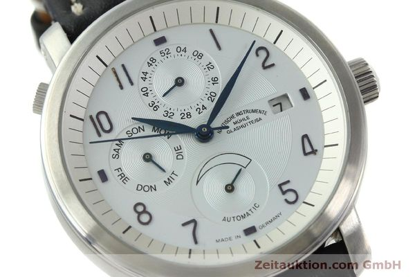 Used luxury watch Mühle Business Timer steel automatic Kal. ETA 2892A2 Ref. M13065  | 150629 02