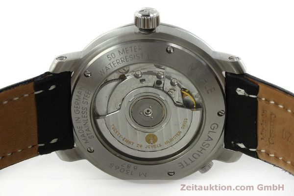 Used luxury watch Mühle Business Timer steel automatic Kal. ETA 2892A2 Ref. M13065  | 150629 09
