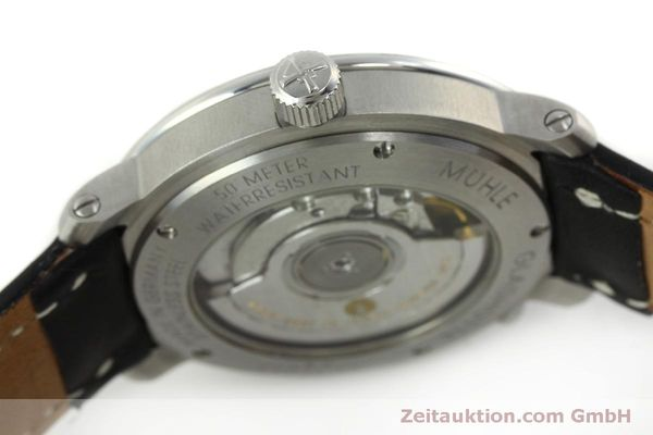 Used luxury watch Mühle Business Timer steel automatic Kal. ETA 2892A2 Ref. M13065  | 150629 11
