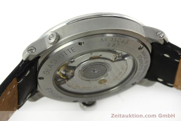 Used luxury watch Mühle Business Timer steel automatic Kal. ETA 2892A2 Ref. M13065  | 150629 12