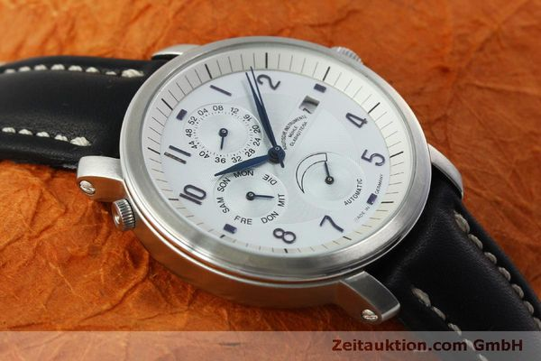 Used luxury watch Mühle Business Timer steel automatic Kal. ETA 2892A2 Ref. M13065  | 150629 14